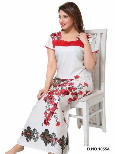 Ladies Nightwear Gown at Rs 650 /piece | Dadar West | Mumbai | ID ...