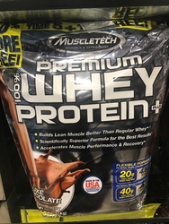 Muscletech Protein Powder