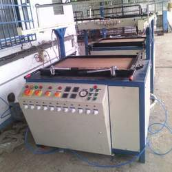 Thermocol Fully automatic Plate Making Machine