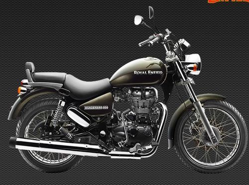 royal enfield thunderbird 500 lightning acclaim motors bengaluru