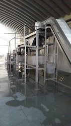 Fresh Vegetable And Fruit Processing Line, Automatic Grade: Automatic