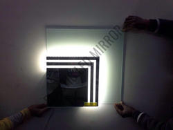 Magnifying Glass Mirror