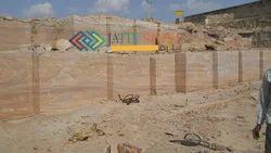 Rainbow Sandstone Blocks, Thickness: 20 mm