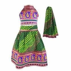 Festive Wear Kids Lehanga Choli