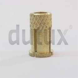 Brass Threaded Expansion Insert