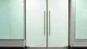 Glass Main Door