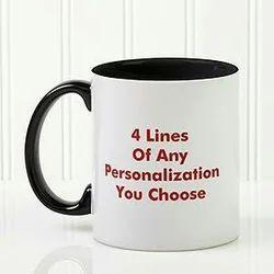 Photo And Plain Coffee Mug Printing Services