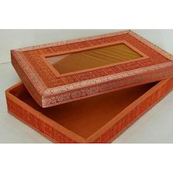 Silk Saree Box