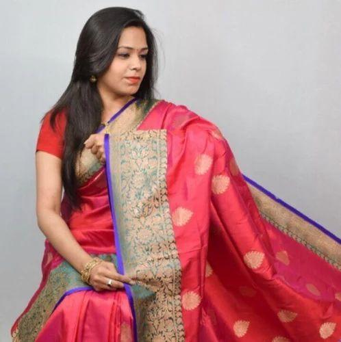 1a37b10f5d Banarasi Pure Silk Saree, Banarasi Sarees - Silk International ...