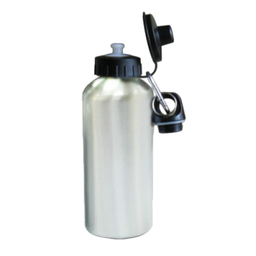 600 ml Sublimation Sipper Bottle