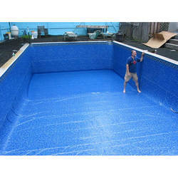 Swimming Pool Liner - RCC Pool Liner Manufacturer from New Delhi