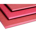 Vir Dark Pink Waterproof Mdf Board, Thickness: 4 To 25 Mm, Finish Type: Matte