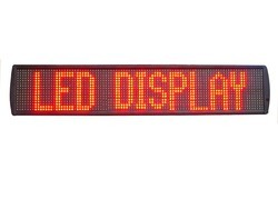 Compucare IP Based LED Message Scrolling Display, LED-SD