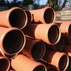 Drainage Clay Pipes at Rs 99 /piece | ड्रेनेज पाइप
