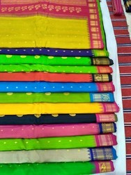 Gadwal Pure Silk Saree