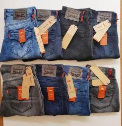 Mens Casual Wear Jeans, Size: 32.0
