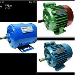 Mxvolt Cast Iron Single Phase Motors, Voltage: 220 V