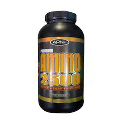 APN Amino 2500, 300 Tablets, Packaging Type: Plastic Jar