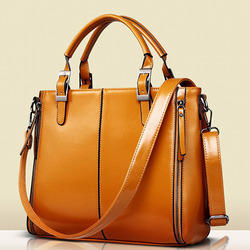 Ladies Leather Bag - Women Leather Bag Suppliers, Traders ...