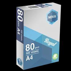 80 Gsm Copy Paper