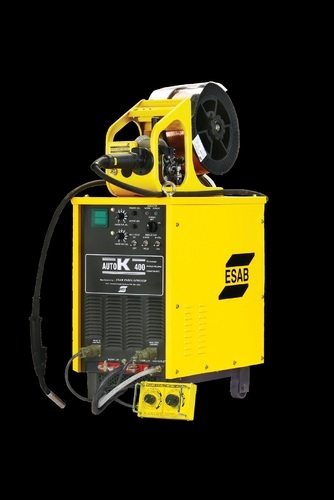 Semi-Automatic Esab 600 AMPS MIG Welding Machine