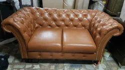 Wooden Modern Sofa, Living Room, Size: Standard