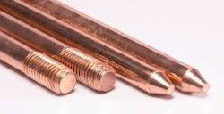 Copper Bonded UL Listed Chemical Earthing Rod