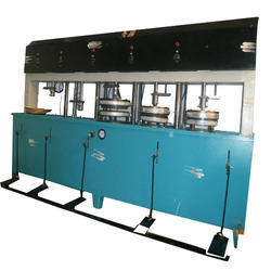 Multi- Size Paper Dona Or Plate Making Machine