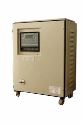 Three Phase 10 To 30 Kva Air Cooled Servo Stabilizer