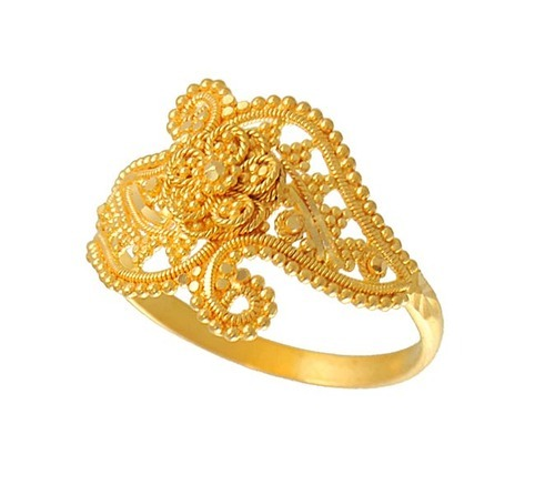 Gold Rings La s Gold Ring Manufacturer from Hyderabad