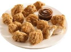 FRESH MARCHE Ready To Eat Food Chicken Popcorn, Packaging Type: Vacuum