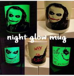 Night Glow & Redium Mug