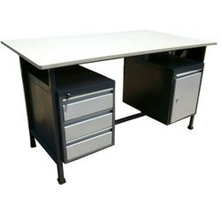 Metal Office Table