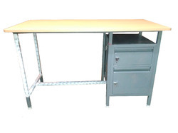 Steel Office Table 2 X 1 3 1½ 4 Price Varies With Size