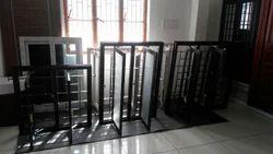 Stylish Steel Window