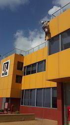 Facade/Glass ACP Panel Cleaning Services