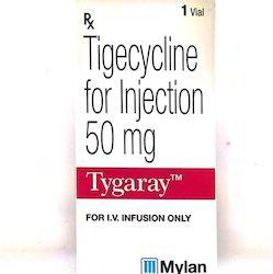 Tygaray 50mg Inj Tigecycline