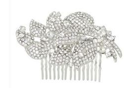 Sparkling Beauty Hair Comb