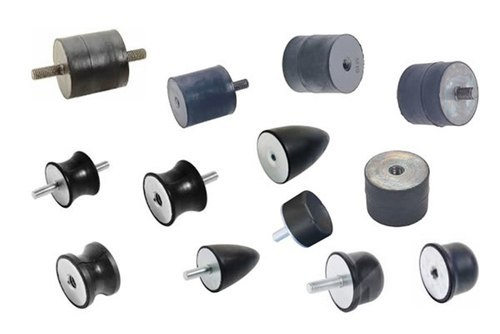 SSC Anti-Vibration Machinery Mounts and Pads