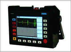 Premium Ultrasonic Flaw Detector