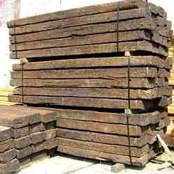 Railway Wooden Sleepers at Best Price in India