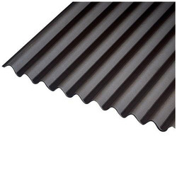 Shade Card Bare Galvalume Roofing Sheet