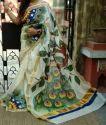 Kerala cotton saree with bp