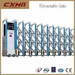 Automatic Retractible Gates