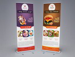 Advertising Roll Up Standee