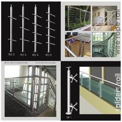 Steel Railings & Door Hardware