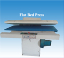 Laundry Flat Bed Press