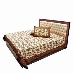 Floral Designer Double Bed Sheet Set 317