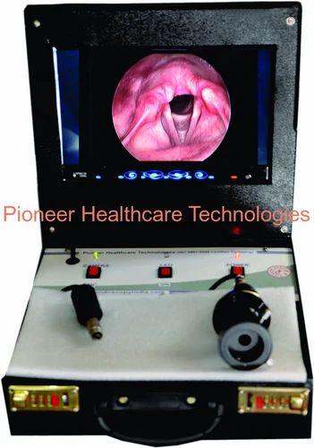 Endoscopy Unit: Economical Portable Mobile Endoscopy Unit 3 In 1