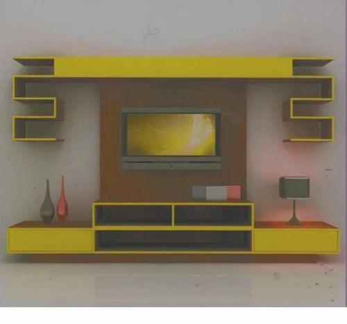 Tv Wall Unit, Living Room & Plastic Furniture | Myka Interiors in ...